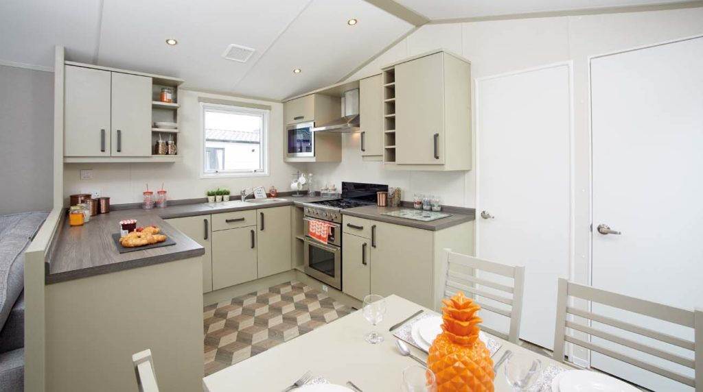 Atlas Rufford Kitchen From Dining Area