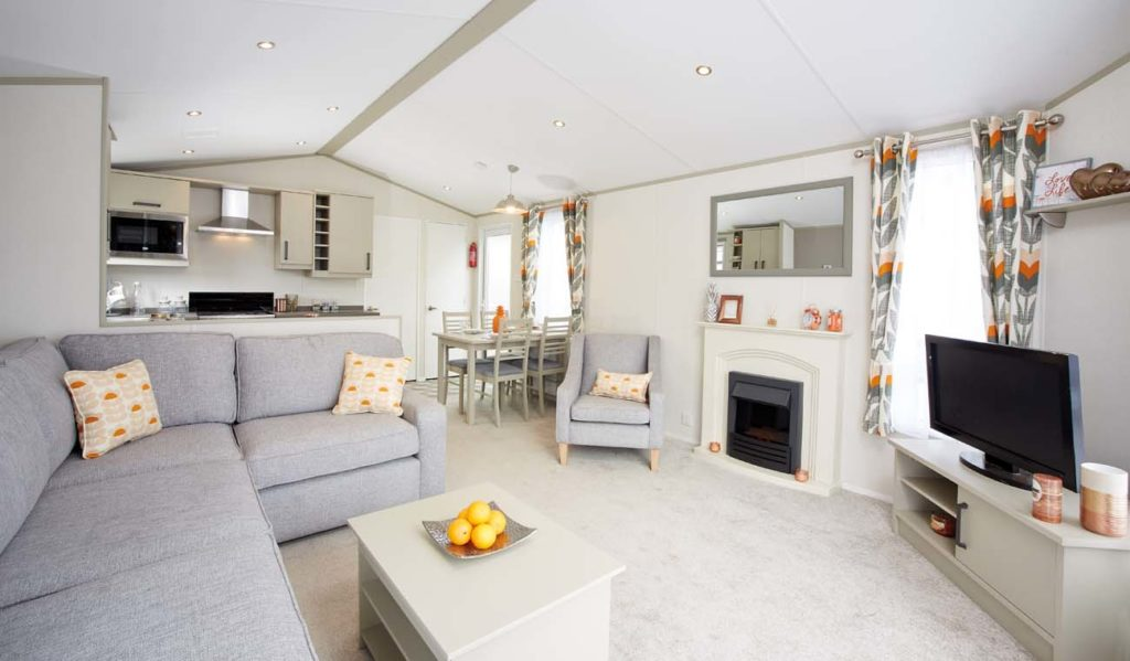 Atlas Rufford Lounge To Kitchen Wide