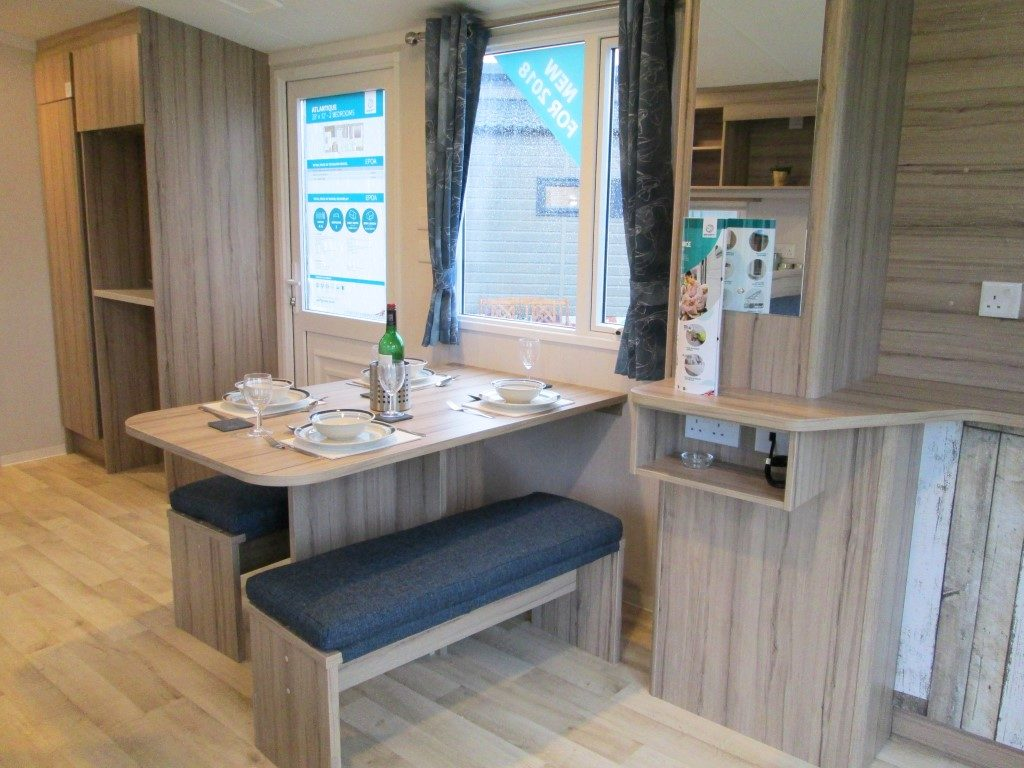 Swift Atlantique Dinette