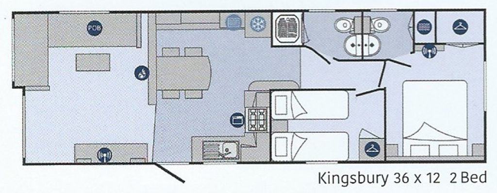 Regal Kingsbury Floor Plan