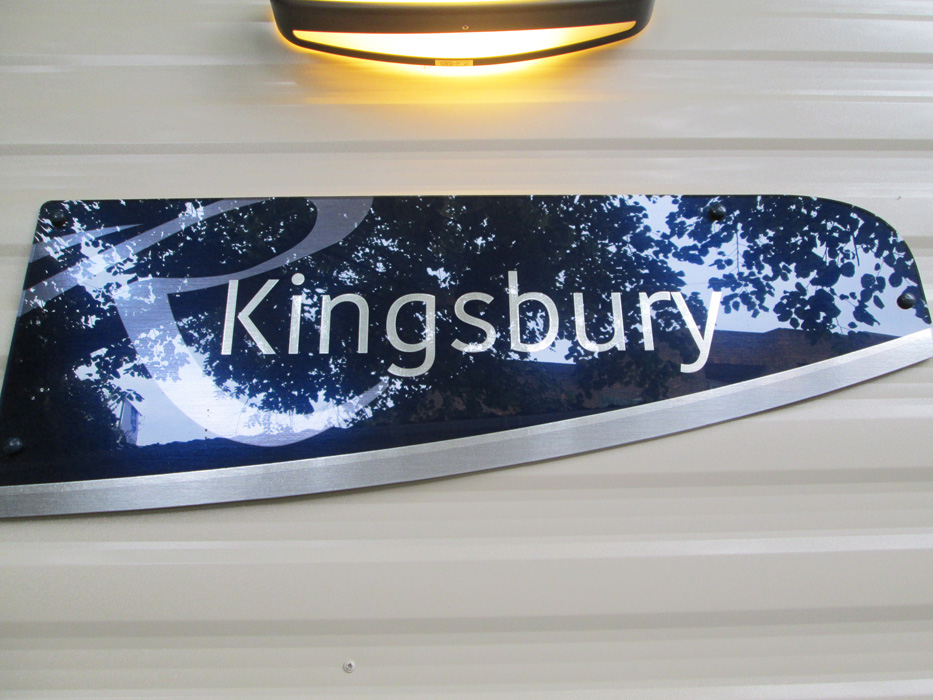 Regal Kingsbury Sign