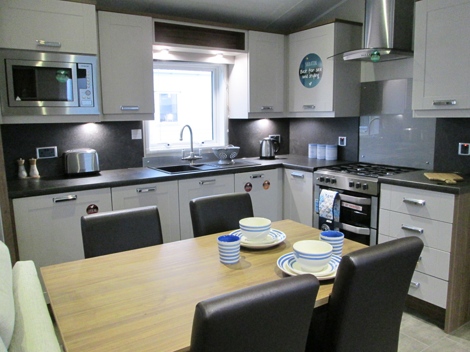 Willerby Sheraton Kitchen & Dining