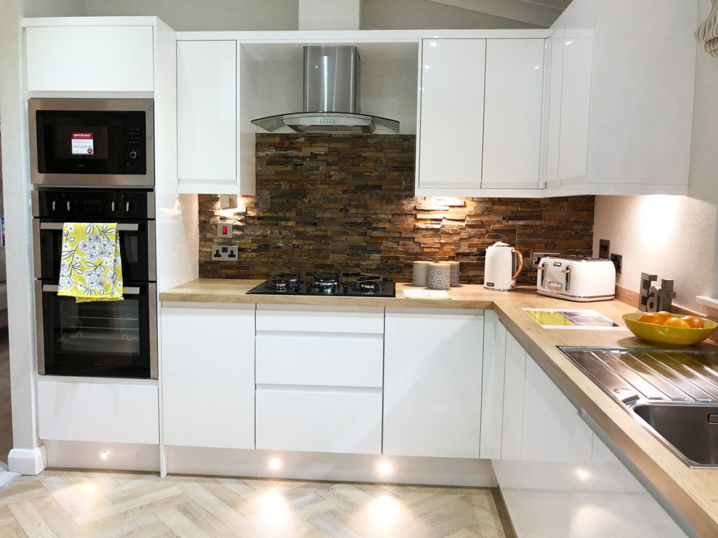 2019 Willerby Delamere kitchen