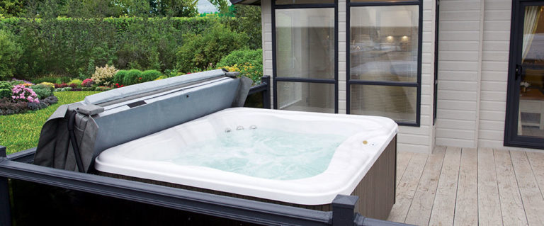 Willerby Mulberry Hot Tub