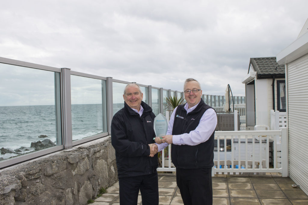 Leisuredays risk management award to Gimblet Rock