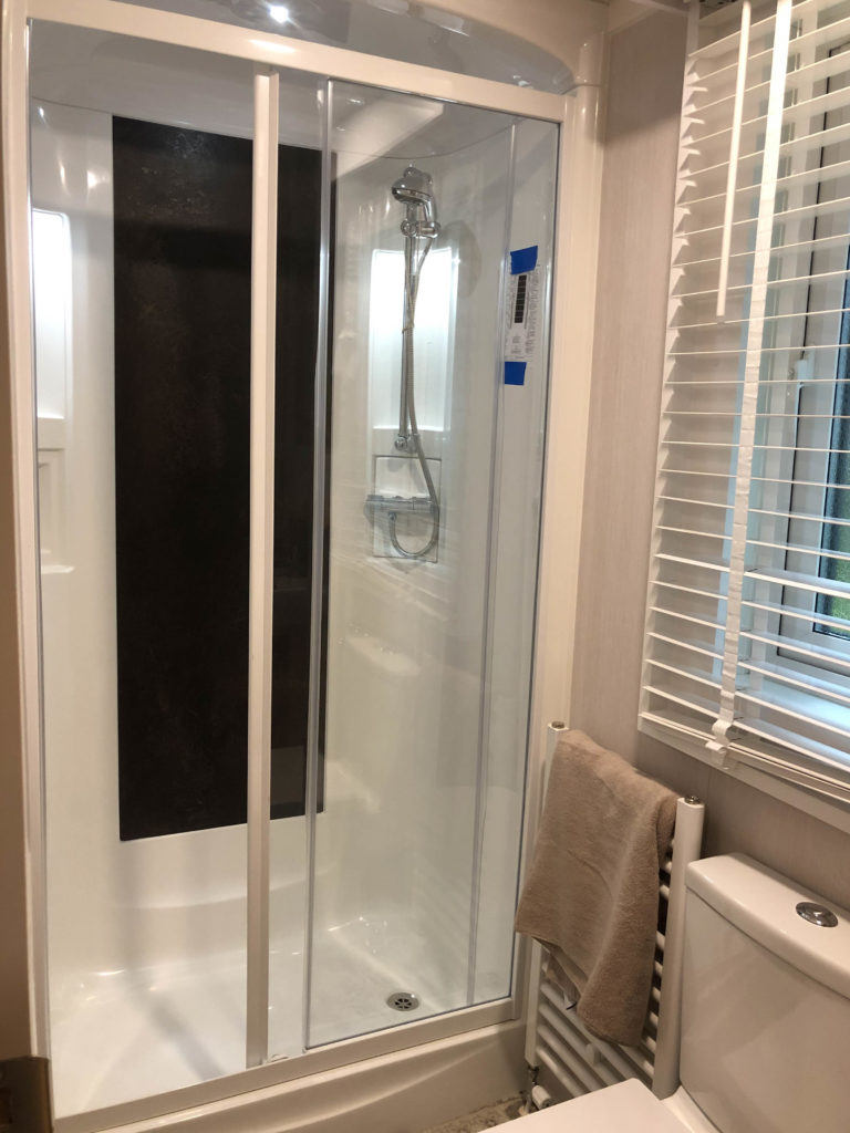 2019 Swift Vendee bathroom