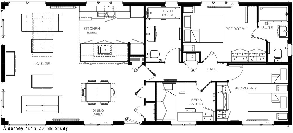 2019 Omar Alderney lodge floorplan