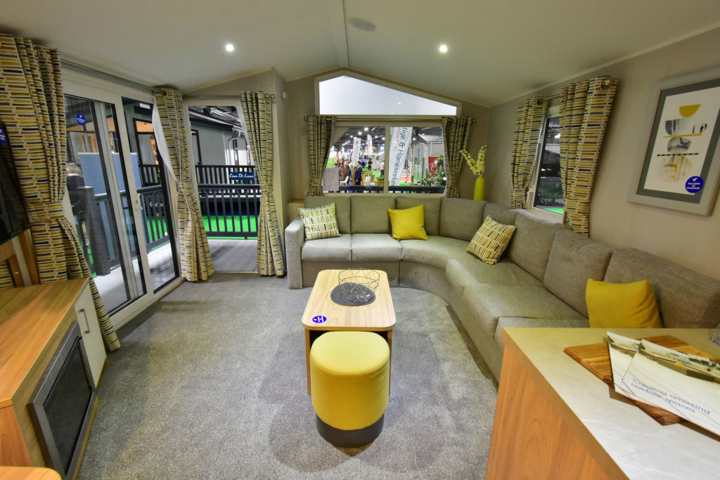 Willerby Castleton interior