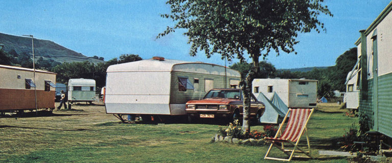 The story of the holiday caravan park