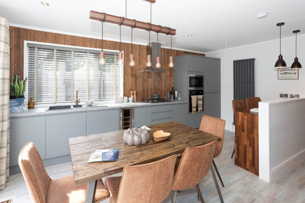 2020 Prestige Samphire lodge kitchen