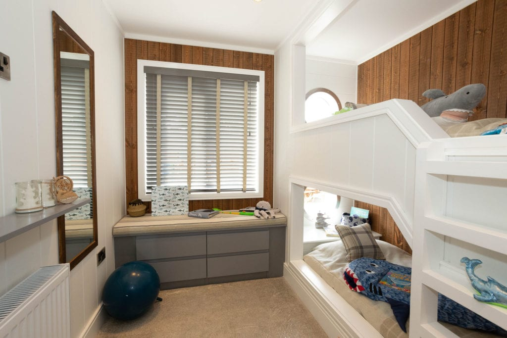 2020 Prestige Samphire lodge kids bedroom