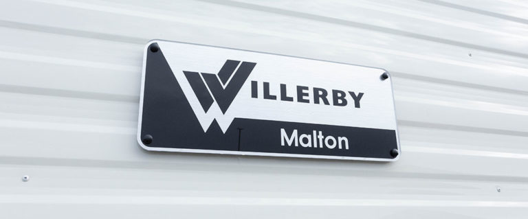 2021 Willerby Malton static caravan
